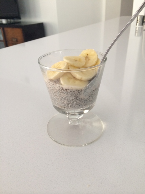 chia seeds, chia pudding, clean eating