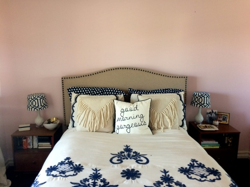 bedroom makeover, bedroom redo